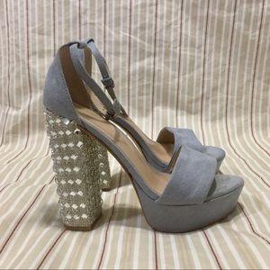 Aldo Nesida Platform Shoes